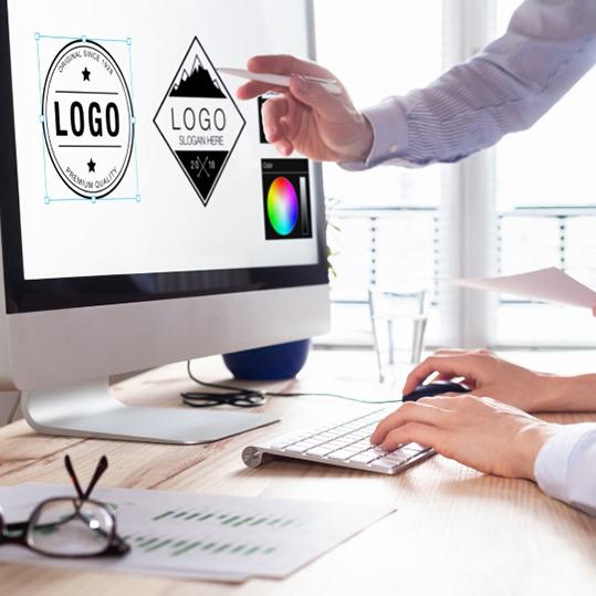 Création de logo à Nantes